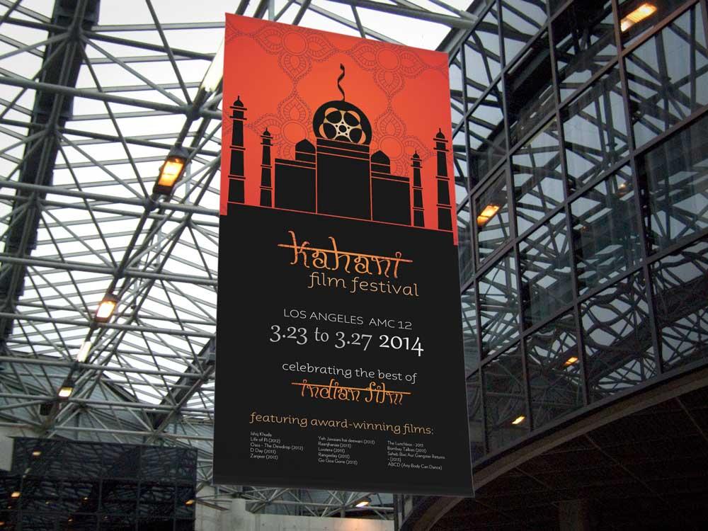 Kahani Film Festival Banner