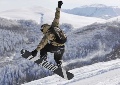 XERO-Snowboard