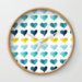 Hearts of the Sea Wall Clock