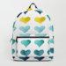 Hearts of Sea Backpack