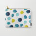 Polka Dot Sea Carry-All Pouch