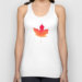 Canadian Maple Leaf Unisex Tank Top