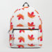 Canadian Maple Leaf Backpack